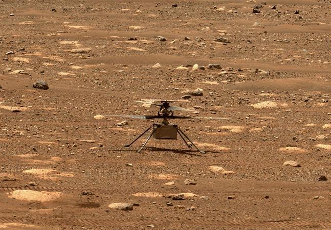 Nasa inaugura previsão do tempo direto de Marte;  veja os detalhes
