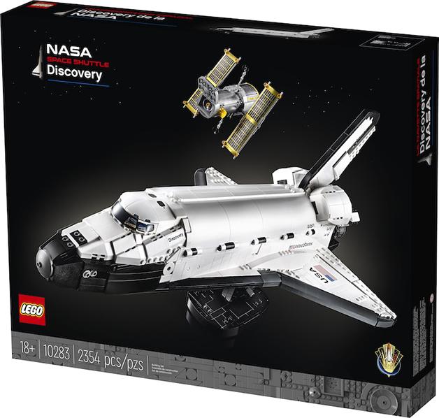 A Discovery da LEGO