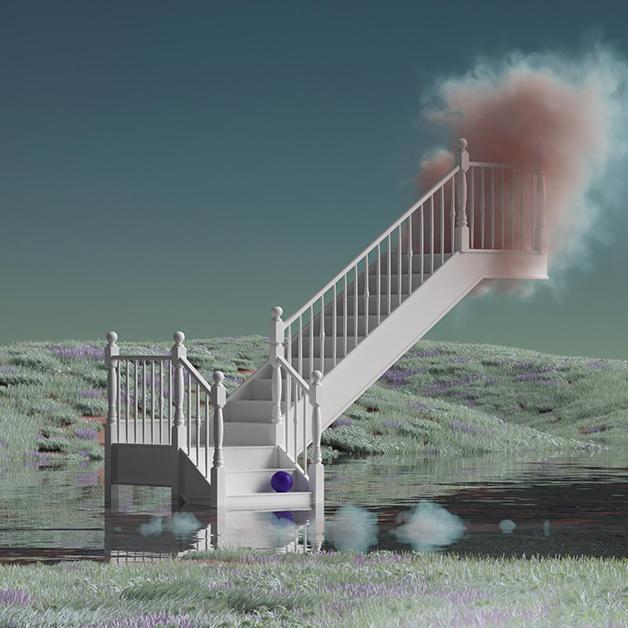 O trabalho 3D de Maciek Martyniuk