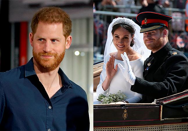Harry é alvo de processo por mulher que jura ter sido pedida em casamento pelo príncipe