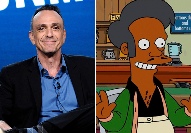 'Os Simpsons': Hank Azaria se desculpa por dar voz ao personagem indiano Apu