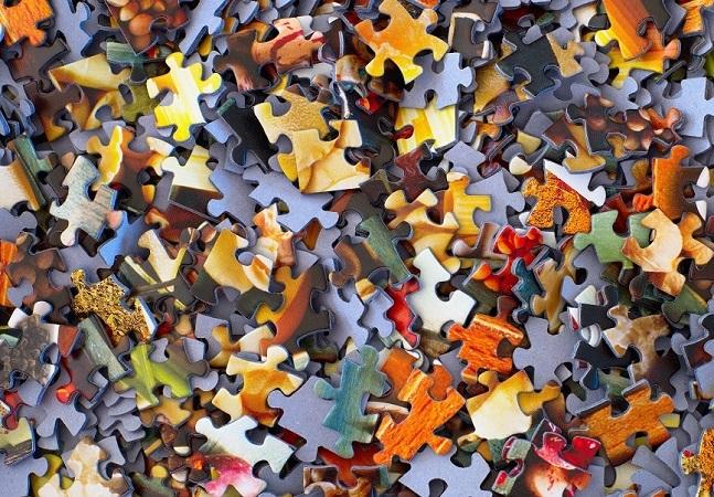 Quebra-cabeça: o impossível jogo de peças transparentes e outras opções para se distrair