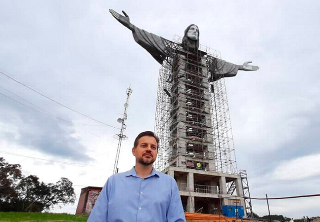 Cristo Redentor ameaçado pela construção do Cristo Protetor no Rio Grande do Sul? Entenda