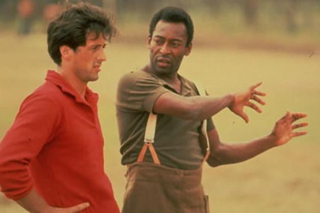 Stallone e Pelé