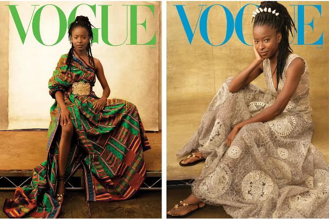 Amanda Gorman se torna 1ª poeta a ser capa da revista Vogue