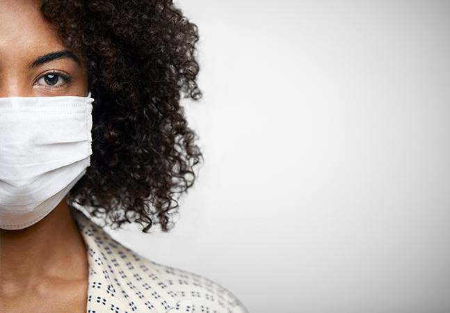 EUA vão pagar R$ 2 milhões pelo melhor design de máscara contra covid-19
