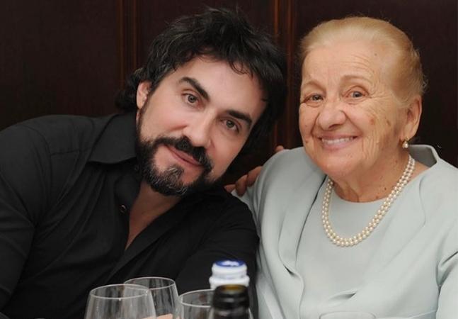 Padre Fabio de Melo diz que morte da mãe, vítima da covid-19, é 'maior dor do mundo'