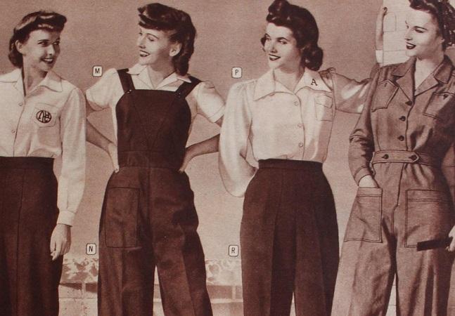 Mulheres e calças: uma história não tão simples e um pouco mal contada