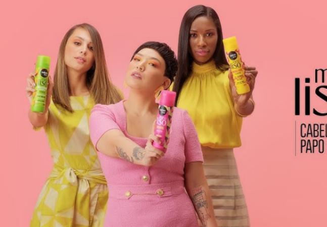 Marca causa polêmica por campanha que pede respeito ao cabelo liso