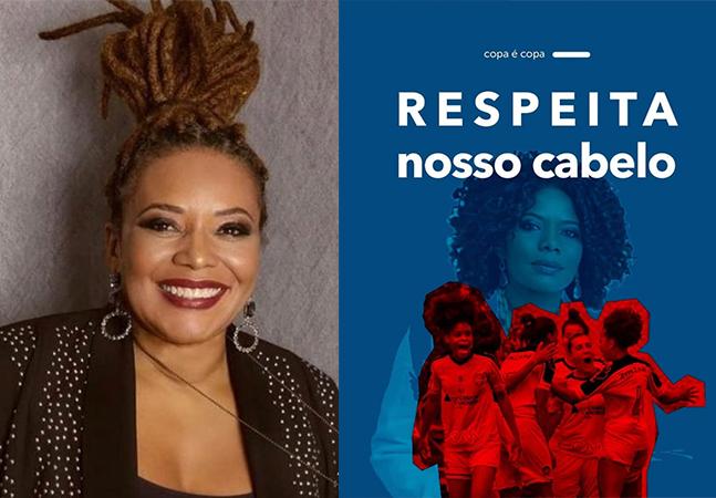 Margareth Menezes se manifesta após ter nome citado em fala racista de comentarista