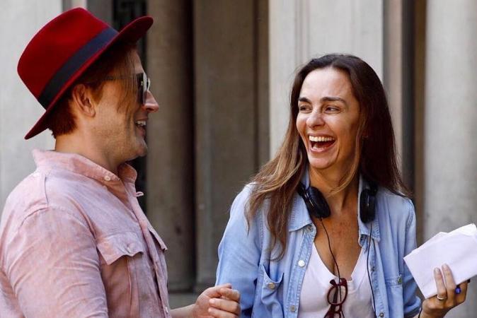 Paulo Gustavo mexeu a cabeça, diz amiga após visita: 'Especial'