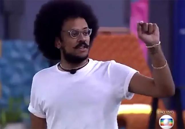'BBB': desabafo de João sobre cabelo é ferida aberta do racismo. E há quem não entenda
