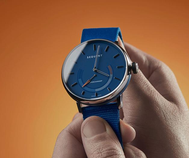 O relógio Sequent Supercharger 2.1