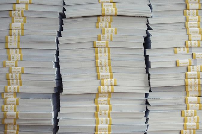 Ela foi presa ao recusar devolver quase R$ 7 milhões depositados em sua conta