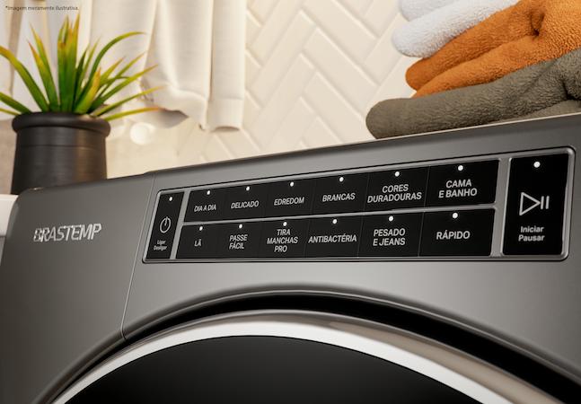 Usei uma lavadora inteligente por uma semana e foi isso que aconteceu com a minha rotina