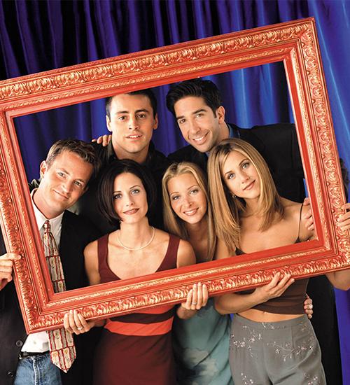 'Friends' aposta em cenário original para aguardado programa de reunião