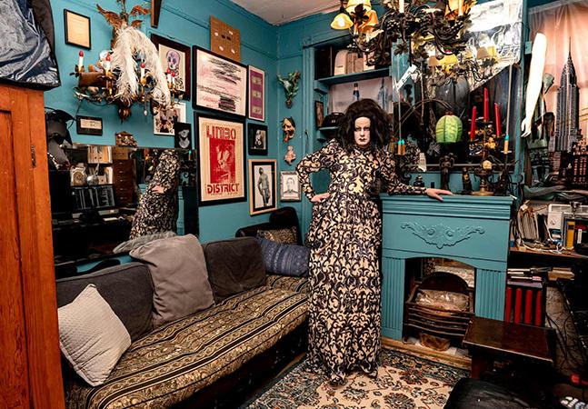 'New Yorkers': livro mostra o espírito louco e diverso de Nova York através de fotos de seus moradores e suas casas