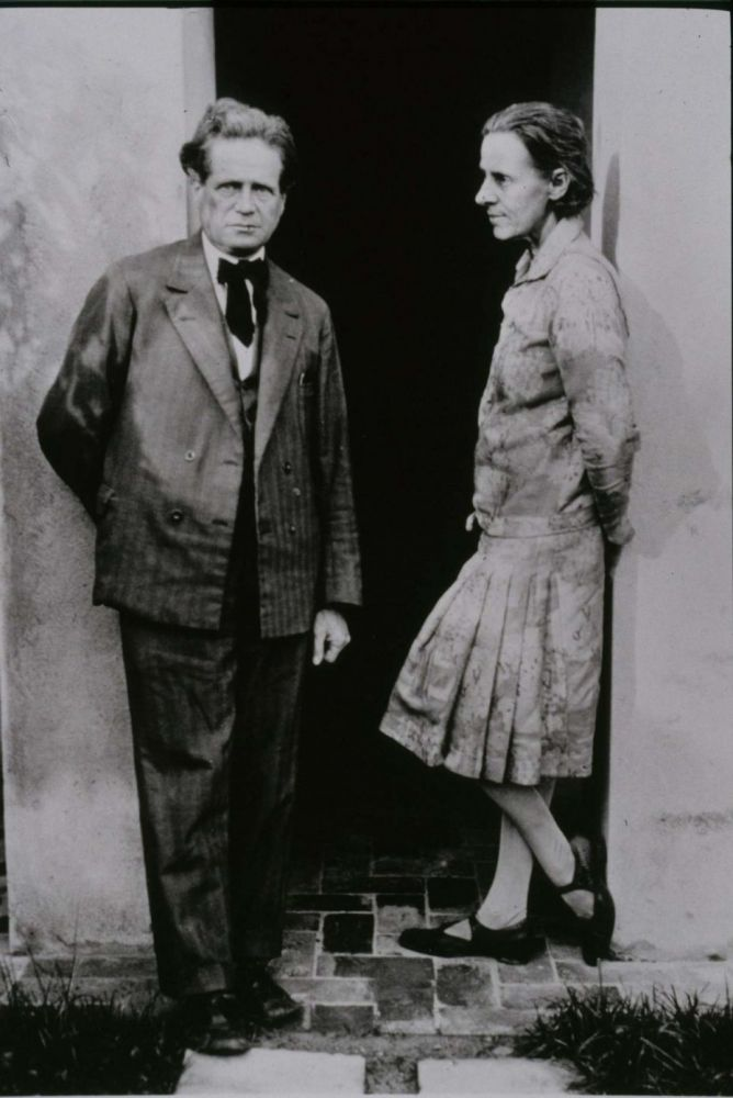 Walter Burley Griffin e Marion Mahony Griffin © Sydney Morning Herald