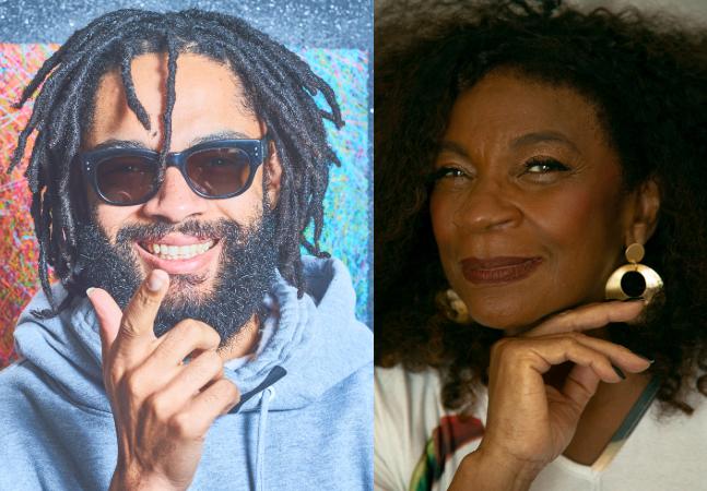 'Fade to Black' reúne Fióti e Zezé Motta em evento sobre diáspora negra