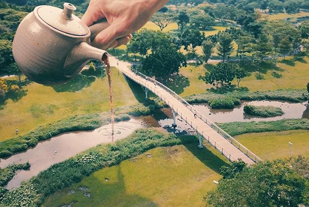 """Escena corta """"En cualquier lugar puede suceder""""por Fernando Livschitz"""