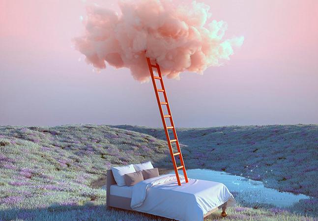Um sonho 3D nas paisagens oníricas criadas por Maciek Martyniuk