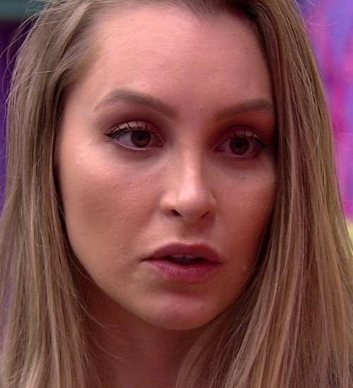 'BBB': Carla Diaz diz que 'racismo reverso não existe' e critica inquérito sobre preconceito