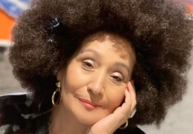 Sonia Abrão mira em 'homenagem' aos negros e acerta em blackface