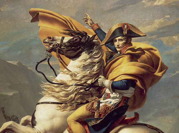 Quadro de Jacques-Louis David