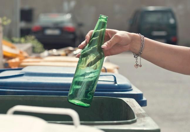 Lixeiras em lugares estratégicos aumentam em 141% a taxa de reciclagem