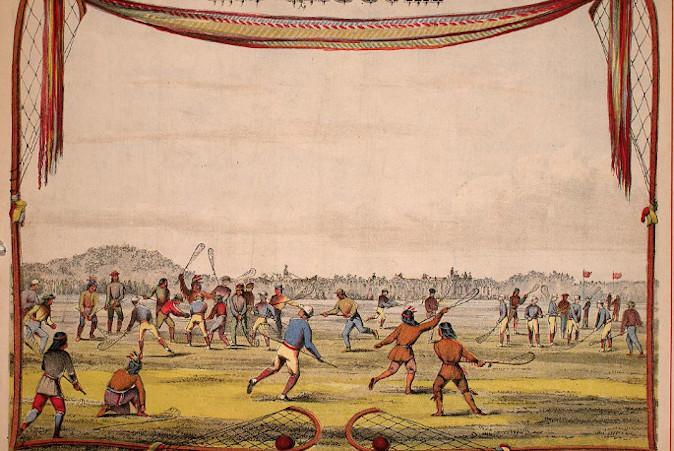 Lacrosse: o esporte mais antigo da América do Norte tem raízes indígenas