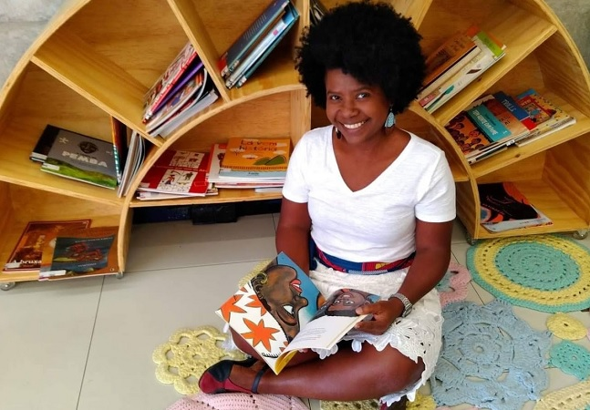 Aziza: uma editora que só publica autores negros criada por quem entende do mercado