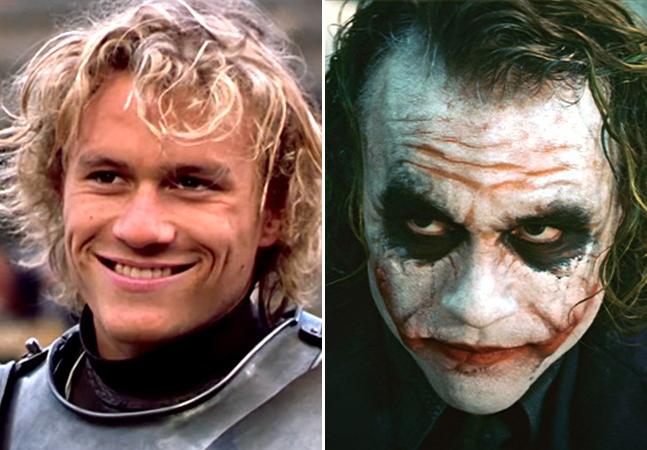 O mesmo ator lado a lado em papéis de vilão e mocinho mostra o poder da caracterização