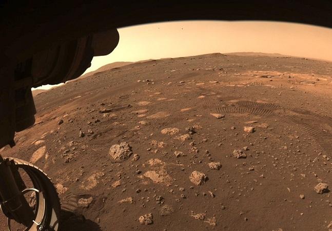 NASA transforma CO2 de Marte em oxigênio para viagens futuras