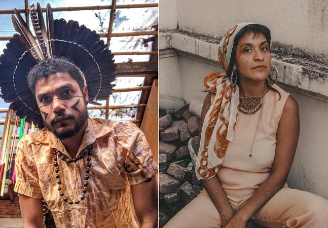Brisa Flow canta em festival que promove culturas indígena e negra do Brasil