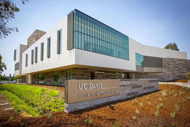 Sede da UC Davis