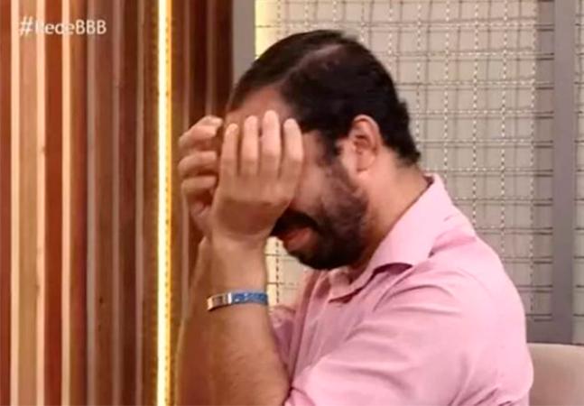 Gil chora ao encontrar mãe no pós-'BBB' e diz que beijo em Lucas teve carinho e 'safadeza'