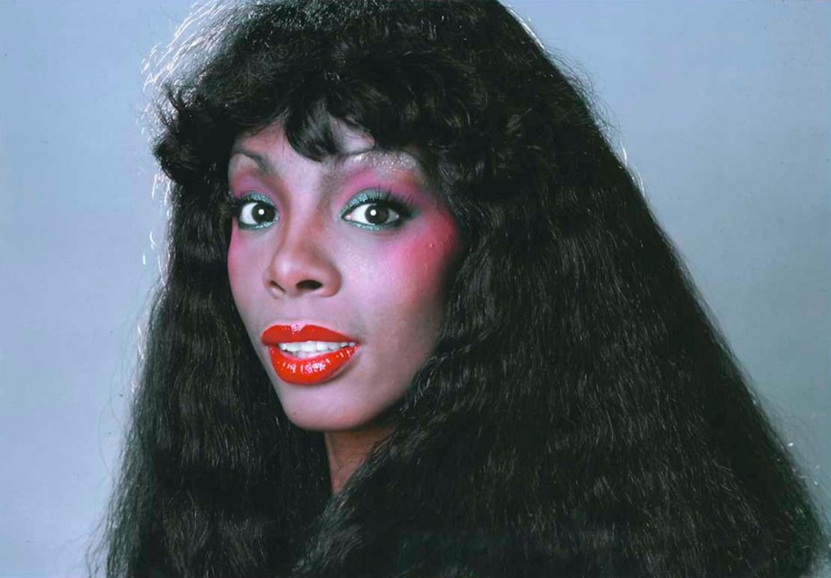 Disco diva Donna Summer, November 1978. (Photo by Jack Mitchell/Getty Images)