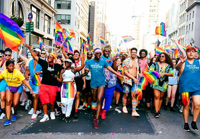 'Parada do Orgulho LGBTQIA+' de NY bane presença da polícia até 2025