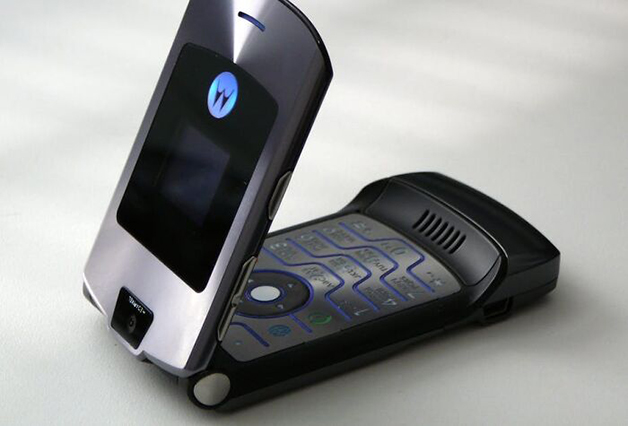 Motorola modelo Razr
