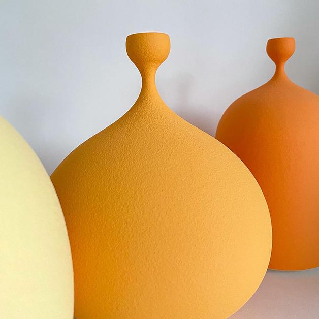 As esculturas de Sophie Cook