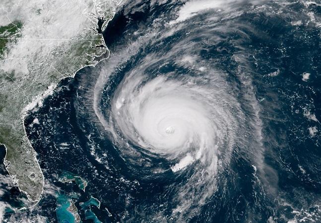 Emergência climática deve aumentar intensidade de furacões no Atlântico