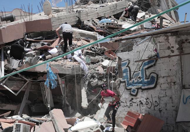 Palestina vê território encolher desde anos 40; mais de 200 palestinos foram mortos em conflito com Israel