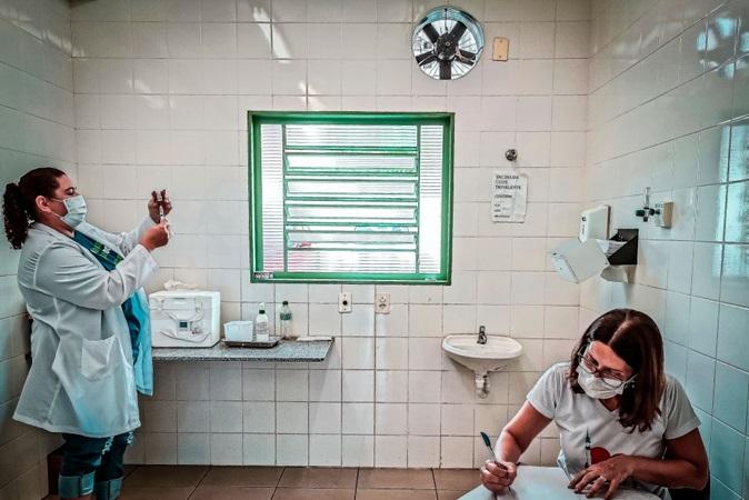 Google tem sistema para busca de postos de vacinação contra covid; entenda