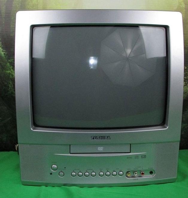 TV com DVD embutido
