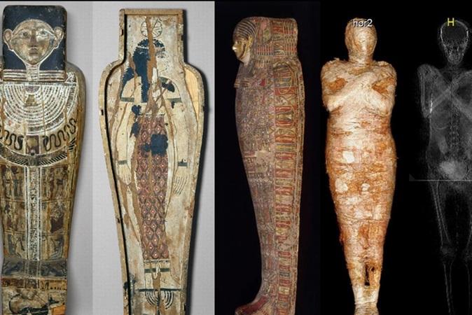 Primeira múmia egípcia grávida já descoberta teria entre 20 e 30 anos quando morreu