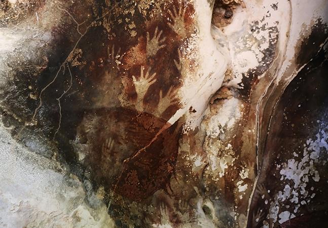 Mudanças climáticas estão apagando a arte mais antiga da humanidade