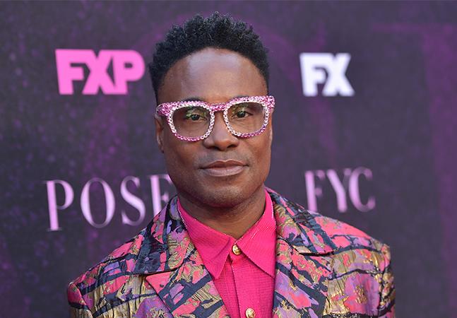 Billy Porter, astro de 'Pose', revela ser HIV positivo: 'Me silenciava'