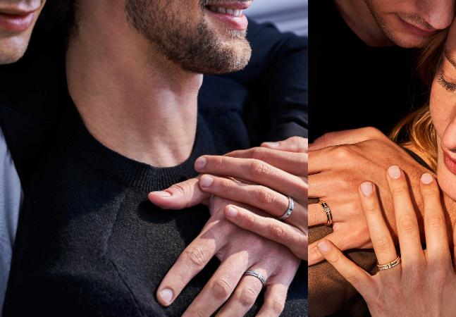 Tiffany & Co lança primeiro anel de noivado masculino; veja fotos