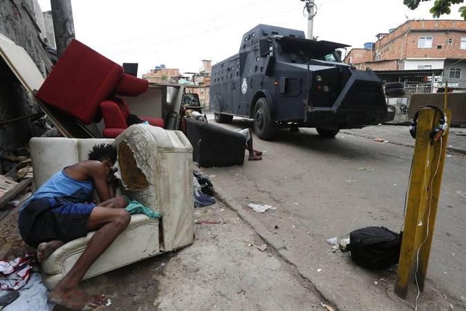 Jacarezinho é alvo de massacre policial em chacina mais letal da história do RJ
