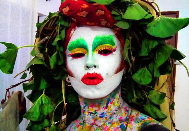 Uyra Sodoma: drag da Amazônia, arte-educadora, ponte entre mundos, filha do diálogo